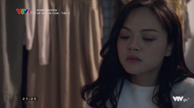 Về nhà đi con tập 3: Thu Quỳnh bị chồng tát ngã lăn ra đất chỉ vì điều này - Ảnh 2.