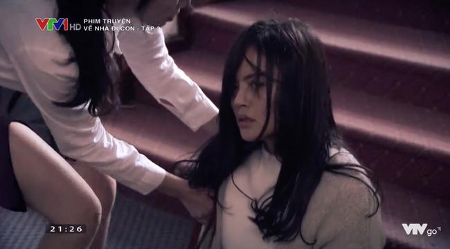 Về nhà đi con tập 3: Thu Quỳnh bị chồng tát ngã lăn ra đất chỉ vì điều này - Ảnh 7.