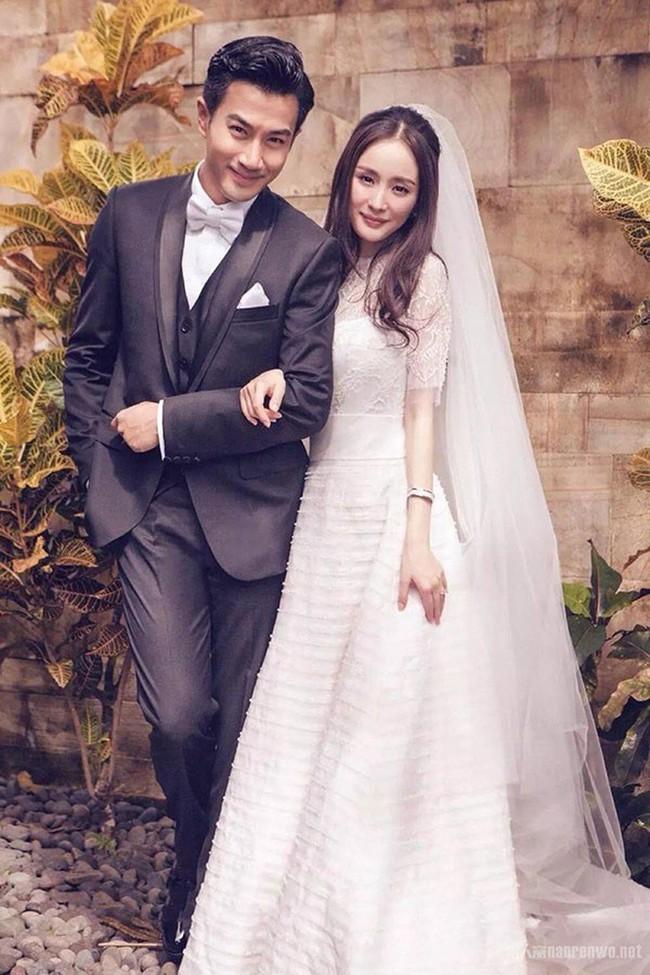 Sau khi ly hôn với Dương Mịch, Lưu Khải Uy kết hôn với nữ chính vụ đọc kịch bản đêm khuya? - Ảnh 1.