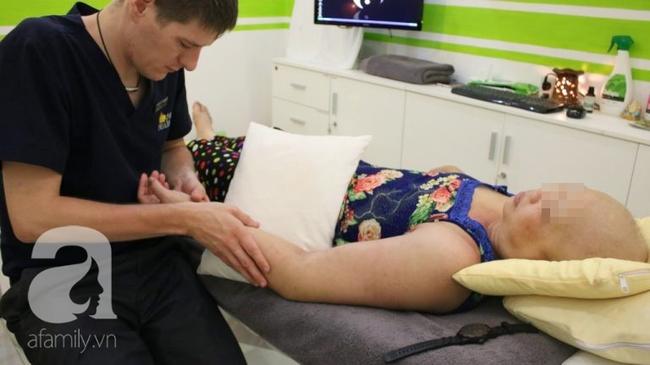 Hạnh phúc ngập tràn của người phụ nữ 15 năm mang cánh tay voi và phải cắt ngực trị ung thư vú - Ảnh 7.
