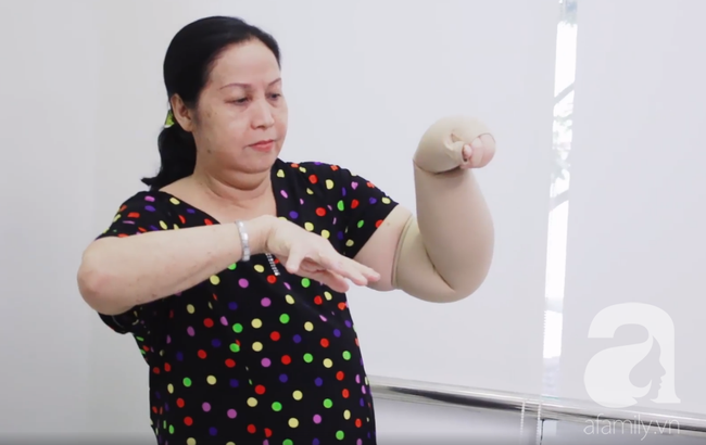 Hạnh phúc ngập tràn của người phụ nữ 15 năm mang cánh tay voi và phải cắt ngực trị ung thư vú - Ảnh 5.