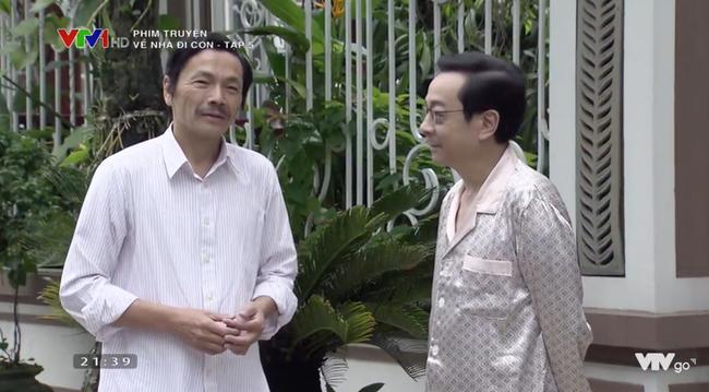 Về nhà đi con tập 5: Hết làm Người phán xử, NSND Hoàng Dũng chuyển sang làm thông gia với Lương Bổng Trung Anh - Ảnh 2.