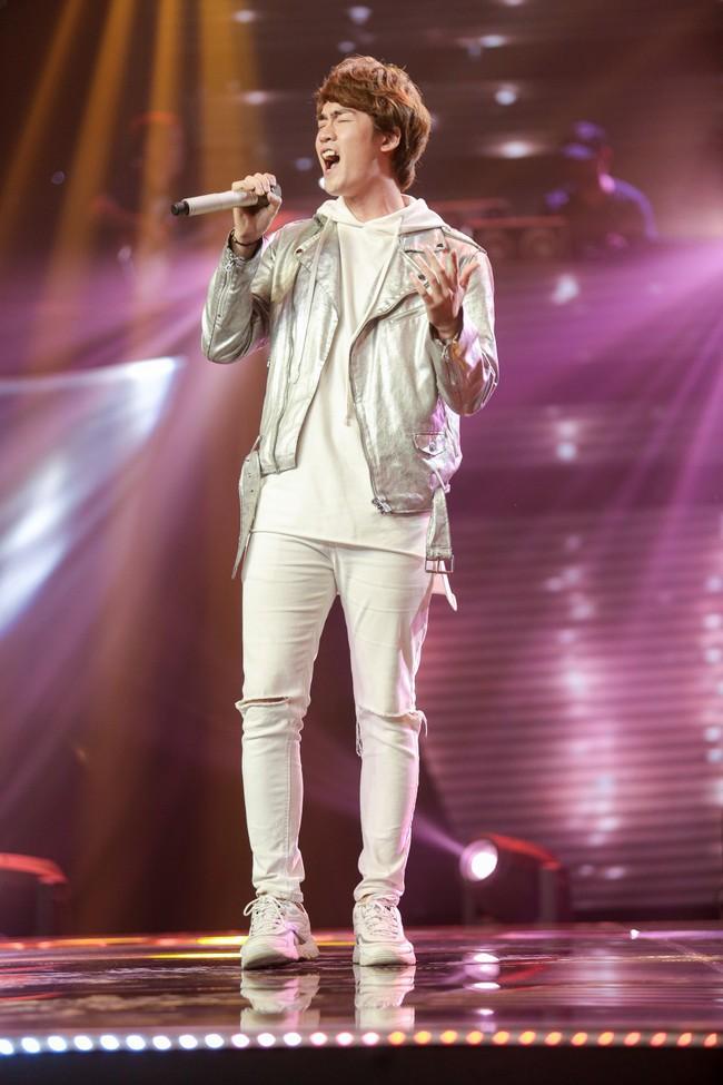 """The Voice 2019 mở màn: Thanh Hà bị Tuấn Ngọc gọi là gà mái, bất ngờ với chiếc ghế """"không giống ai"""" của Hồ Hoài Anh - Ảnh 17."""