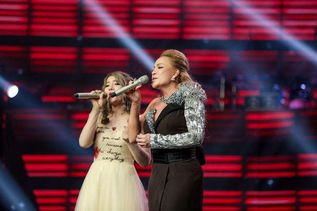 """The Voice 2019 mở màn: Thanh Hà bị Tuấn Ngọc gọi là gà mái, bất ngờ với chiếc ghế """"không giống ai"""" của Hồ Hoài Anh - Ảnh 13."""