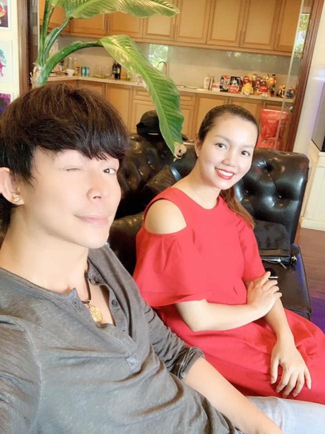 Nghi án ca sĩ Ngọc Anh có bầu với tình trẻ sau 10 năm ly hôn - Ảnh 1.