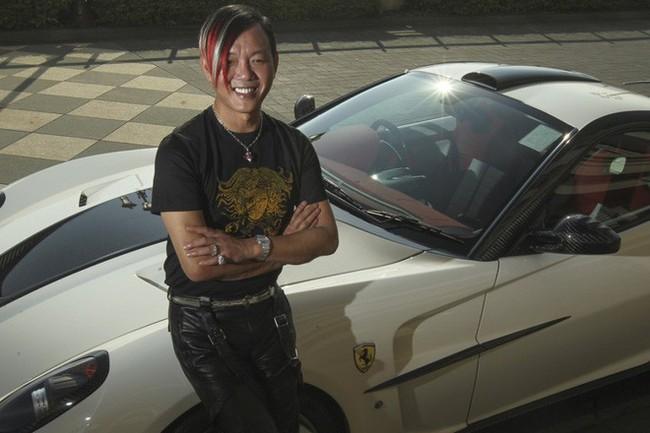 Tỷ phú bất động sản Macau: Sắm một lúc 30 xe Rolls-Royce, mua đứt công ty lớn tặng vợ - Ảnh 10.