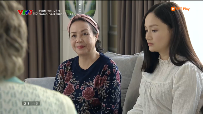 Nàng dâu order tập 3: Lan Phương bỏ về nhà mẹ đẻ có xin phép đàng hoàng, vừa đi khỏi bà nội đã nói thế này - Ảnh 5.