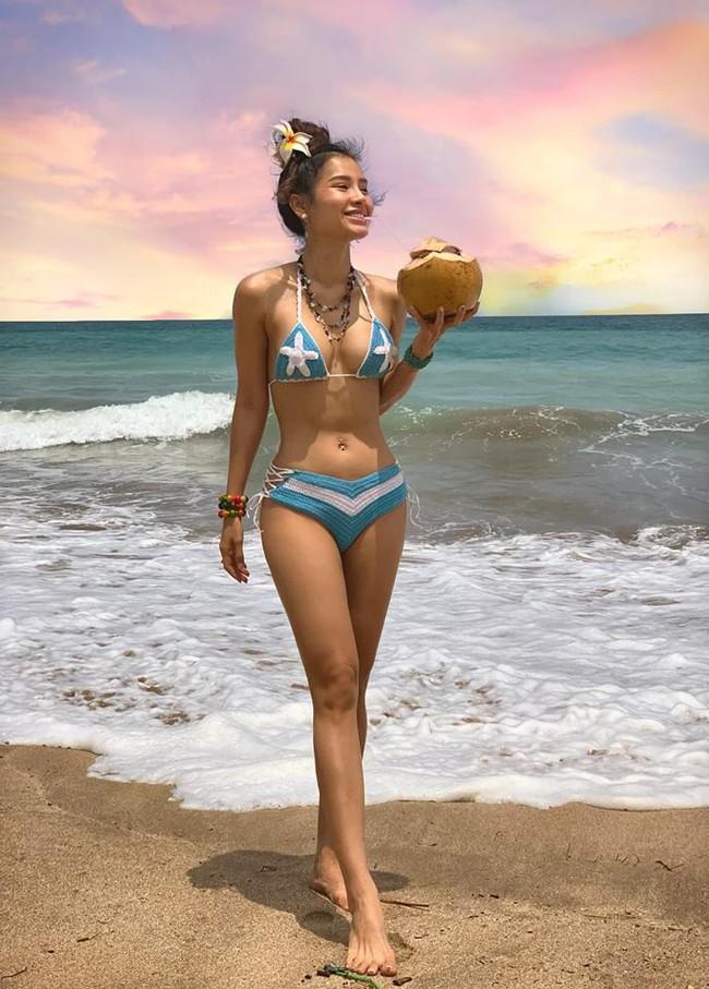 Phương Trinh Jolie gây sốt khi tập yoga dưới nước, hóa ra bí quyết giữ dáng của diễn viên xinh đẹp này rất đơn giản! - Ảnh 12.