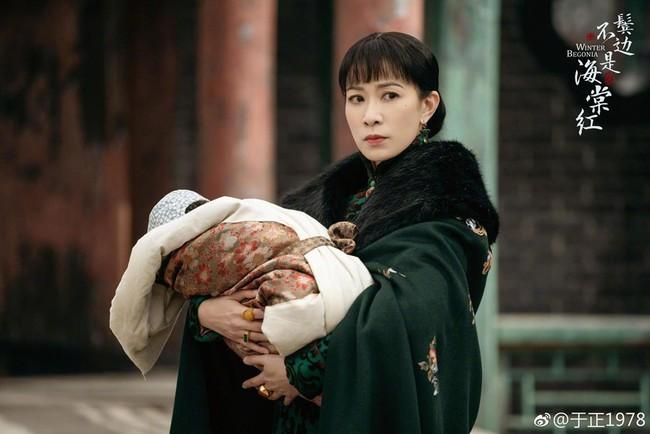 Xa Thi Mạn đẹp mặn mà thế này mà Huỳnh Hiểu Minh lại bỏ rơi để yêu... 1 người đàn ông khác - Ảnh 9.