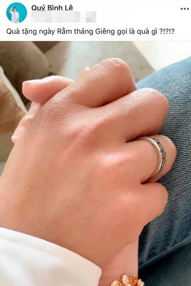 Diễn viên Quý Bình nói gì trước tin đồn chuẩn bị kết hôn sau chuyện tình cảm với Lê Phương? - Ảnh 3.