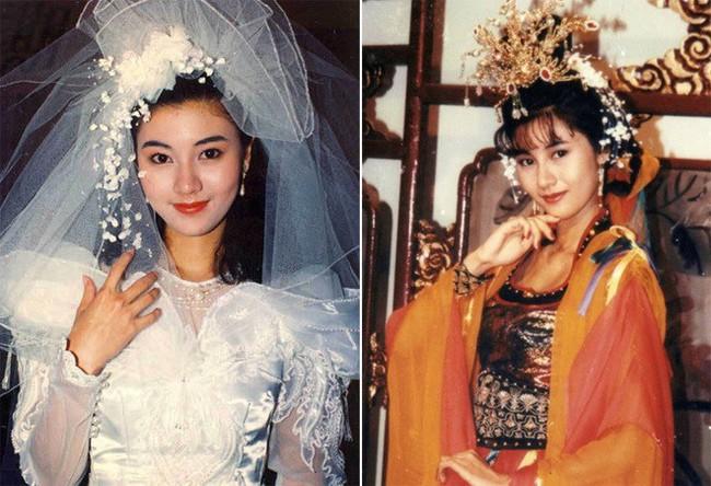 Đẳng cấp nhan sắc của Hoa hậu đẹp nhất lịch sử Hong Kong: Hơn 30 năm giữ vững phong độ nhờ vẻ đẹp lai trường tồn với thời gian - Ảnh 7.