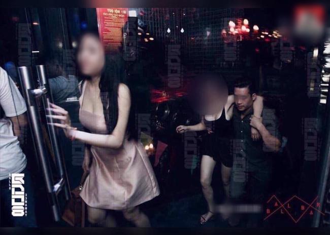 Lan truyền bức ảnh bằng chứng hot girl T. A tái xuất, váy hồng xúng xính đi bar dù tin đồn clip nóng chưa tan? - Ảnh 1.