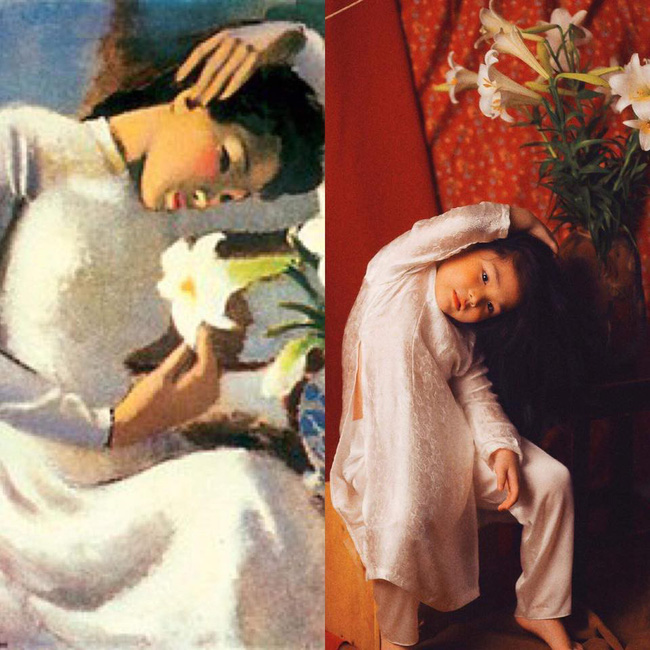 Sốt sắng lên kế hoạch cho con gái chụp bộ ảnh thiếu nữ bên hoa huệ, nhưng cái kết lại khiến mẹ trẻ khóc ròng - Ảnh 1.