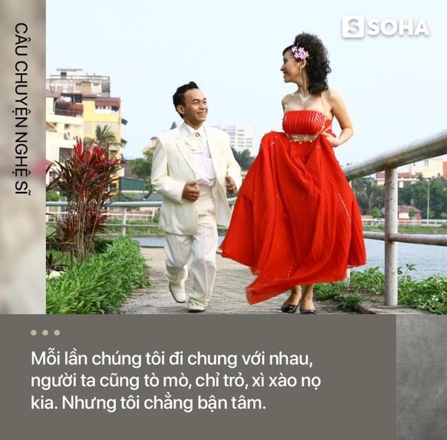 Hôn nhân ly kỳ như truyện cổ tích của diễn viên xấu nhất showbiz Việt và hot girl phố cổ kém 10 tuổi - Ảnh 6.