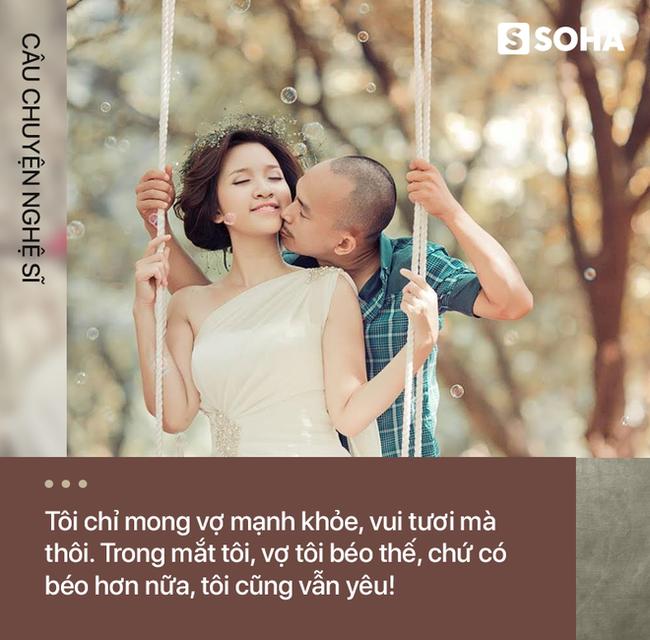 Hôn nhân ly kỳ như truyện cổ tích của diễn viên xấu nhất showbiz Việt và hot girl phố cổ kém 10 tuổi - Ảnh 7.