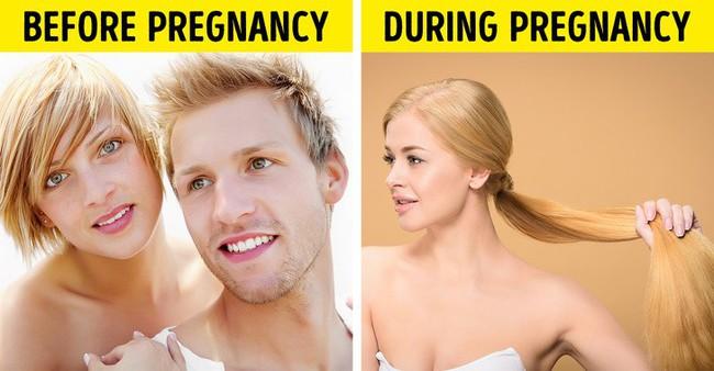 9 sự thật kỳ lạ về việc mang thai chứng minh cơ thể người mẹ quả thực rất tuyệt vời - Ảnh 5.