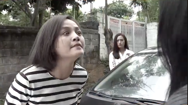 Cười ngất với phiên bản My Sói nhập chị Huệ Thu Quỳnh trong Về nhà đi con - Ảnh 11.