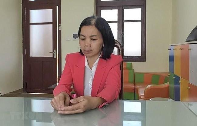 Sốc: Vợ Bùi Văn Công là người bón cơm cho nữ sinh giao gà trong quá trình nạn nhân bị giam giữ suốt nhiều ngày - Ảnh 2.