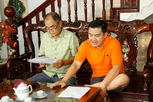 NSƯT Việt Anh xúc động nói về học trò Anh Vũ: 1 năm trở lại đây hay lơ là, buồn bã, căng thẳng thần kinh - Ảnh 8.