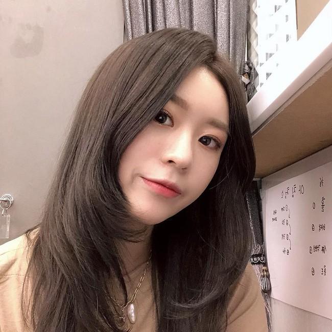 Dù bị không ít người chê, kiểu tóc của Park Min Young vẫn được con gái Hàn thi nhau để theo - Ảnh 8.