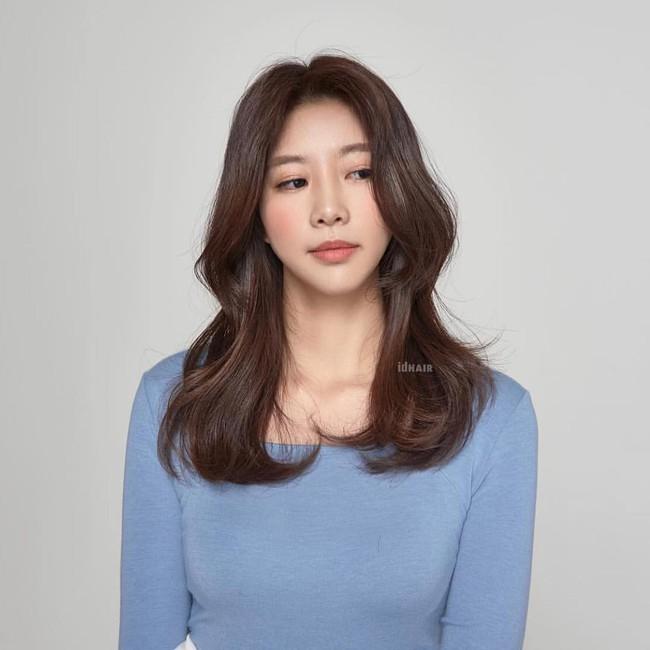 Dù bị không ít người chê, kiểu tóc của Park Min Young vẫn được con gái Hàn thi nhau để theo - Ảnh 10.