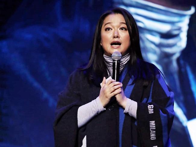 Lý San San: Hoa hậu tam nhất Hong Kong đột ngột mất tích với bệnh u não và câu trả lời vào 8 năm sau khiến mọi người bất ngờ - Ảnh 8.
