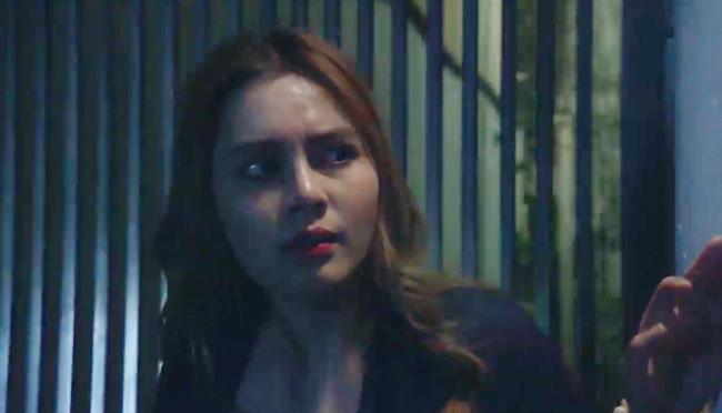 Phim của Hoàng Thùy Linh gây sốc với cảnh tên biến thái tấn công tình dục gái trẻ đi đêm - Ảnh 4.