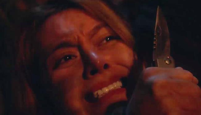 Phim của Hoàng Thùy Linh gây sốc với cảnh tên biến thái tấn công tình dục gái trẻ đi đêm - Ảnh 5.