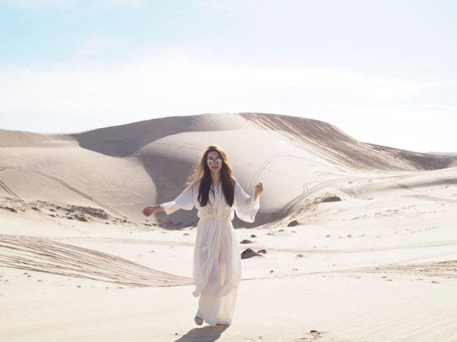 Dàn mỹ nhân, tiểu thư tài phiệt showbiz Thái du lịch Việt Nam: Biến TP.HCM, Đà Nẵng và các địa điểm đẹp như phim - Ảnh 22.