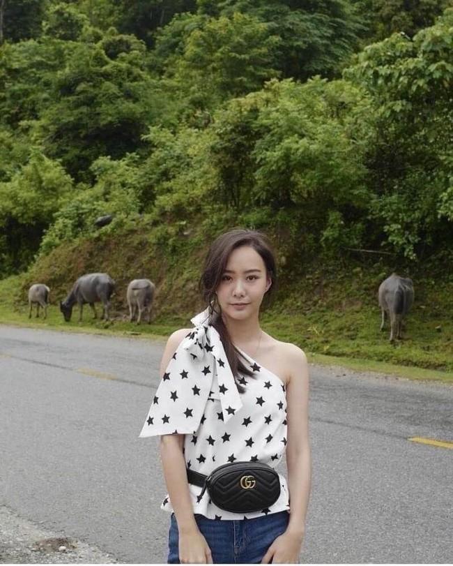 Dàn mỹ nhân, tiểu thư tài phiệt showbiz Thái du lịch Việt Nam: Biến TP.HCM, Đà Nẵng và các địa điểm đẹp như phim - Ảnh 35.