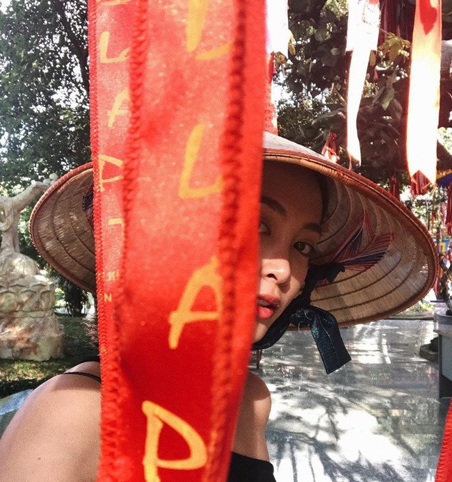 Dàn mỹ nhân, tiểu thư tài phiệt showbiz Thái du lịch Việt Nam: Biến TP.HCM, Đà Nẵng và các địa điểm đẹp như phim - Ảnh 45.
