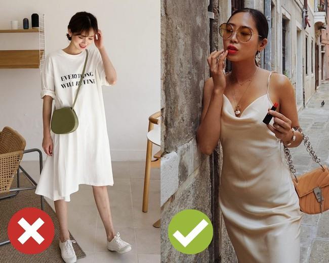 Nàng tuổi băm rất nên lưu ý: Hãy thay thế 4 items sau để có được phong cách mùa hè sành điệu và sang lên đáng kể - Ảnh 7.