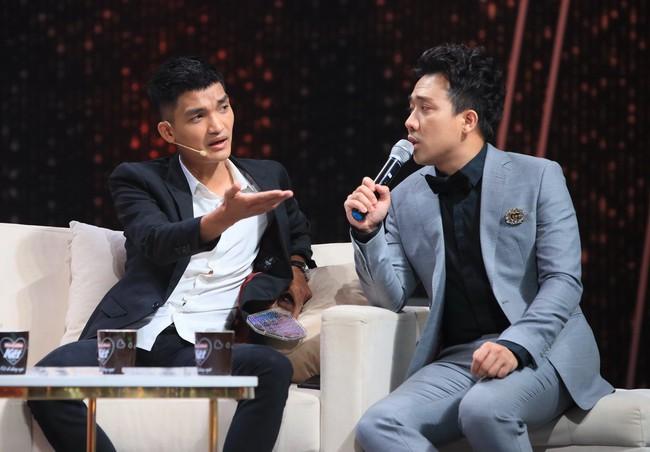 Hương Giang dằn mặt Á hậu Thùy Dung trên truyền hình: Cần phải biết tôn ti trật tự em nhé! - Ảnh 4.