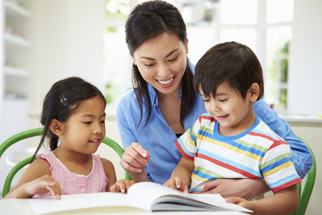 Con lười đọc sách, mẹ đã có ngay 5 bí kíp giúp con yêu thích và ham đọc ngay từ nhỏ - Ảnh 4.