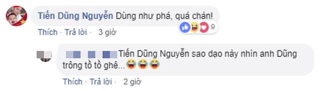 Hằng Túi bị khóa hoạt động Facebook 3 hôm, ông xã Tiến Dũng tranh thủ ăn vạ ngay rằng vợ xài mình như phá - Ảnh 5.