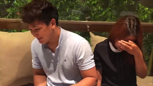 Trấn Thành bỏ tiền mời gia đình vợ đi ăn, lộ diện em trai Hari Won và bạn gái người Việt - Ảnh 3.