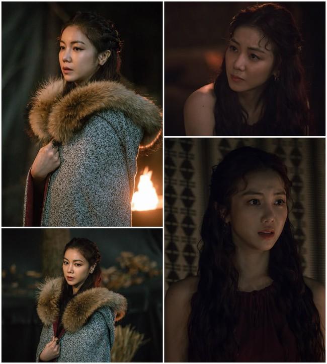 Hết bị đồn là tiểu tam, Kim Ok Bin hóa mỹ nhân quyến rũ trong phim mới đóng cùng Song Joong Ki - Ảnh 1.