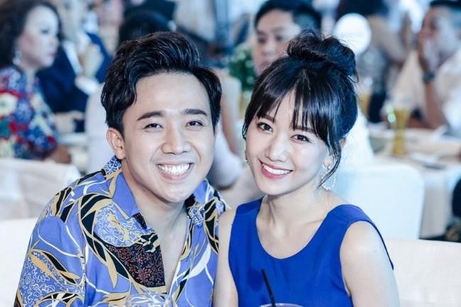 Hari Won tiết lộ cực sốc về cuộc hôn nhân với Trấn Thành: Ở nhà luôn gọi chồng là chị!  - Ảnh 5.