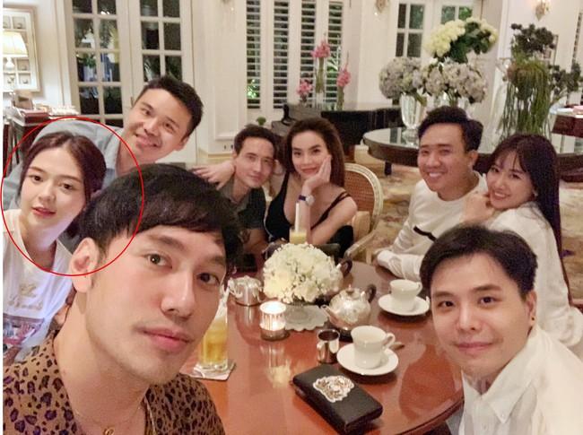 Liz Kim Cương công khai xuất hiện trong tiệc sinh nhật Trịnh Thăng Bình sau thời gian dài liên tục vướng nghi vấn tình cảm - Ảnh 1.