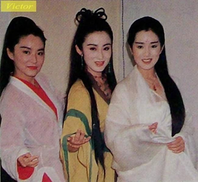Nhìn lại nhan sắc của loạt đại mỹ nhân Cbiz gần 20 năm trước để hiểu rằng Dương Mịch, Địch Lệ Nhiệt Ba của hiện tại nhạt nhòa thế nào  - Ảnh 3.