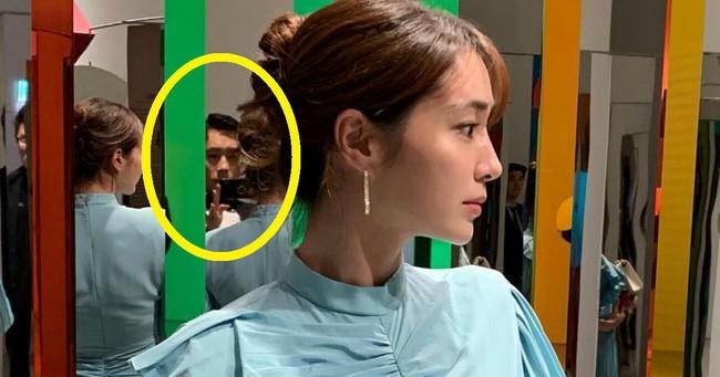 Lee Min Jung khoe ảnh, nhân vật đặc biệt bỗng lọt vào khung hình: Đằng sau màn sống ảo của vợ là công sức người chồng - Ảnh 5.