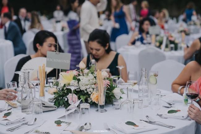 Toàn cảnh đám cưới xa xỉ từng centimet của chồng cũ Hồng Nhung với vợ quý tộc Myanmar, chú rể hạnh phúc như cưới lần đầu - Ảnh 13.