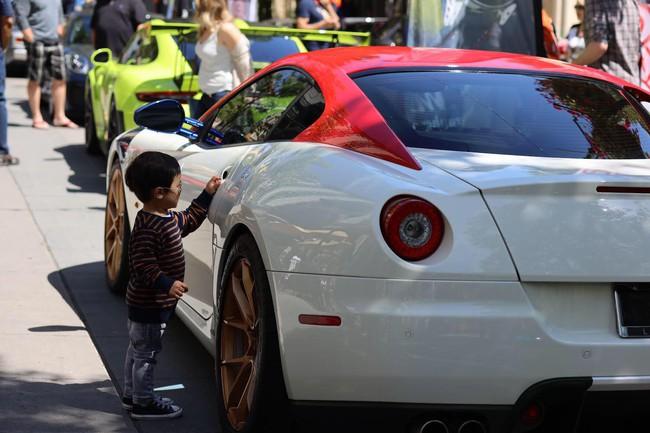 Mới 2 tuổi, con trai Đan Trường đã sở hữu thú vui xa xỉ của hội con nhà giàu - Ảnh 2.