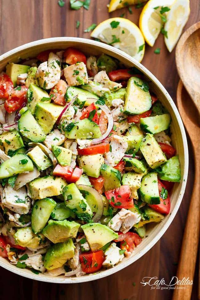 Gợi ý thực đơn bữa tối cả tuần theo phương pháp Keto giúp bạn giảm cân nhanh chóng - Ảnh 3.