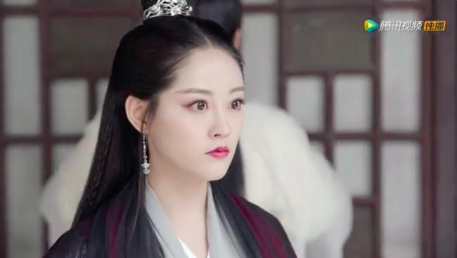 Xem trước cảnh Chu Chỉ Nhược độc ác, fan gọi tên Châu Hải My vì biểu cảm trợn trừng, bĩu môi giống y đúc  - Ảnh 2.
