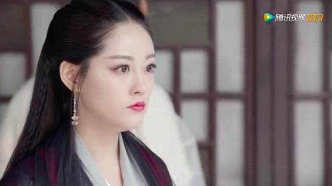 Xem trước cảnh Chu Chỉ Nhược độc ác, fan gọi tên Châu Hải My vì biểu cảm trợn trừng, bĩu môi giống y đúc  - Ảnh 3.