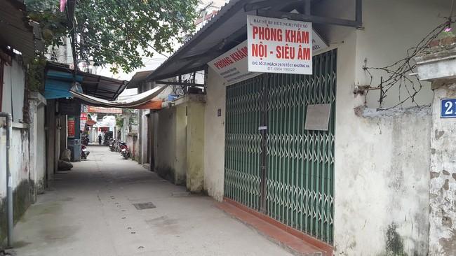 Hà Nội: Nữ công nhân tử vong sau khi truyền nước, tiêm rất nhiều thuốc tại phòng khám tư - Ảnh 2.