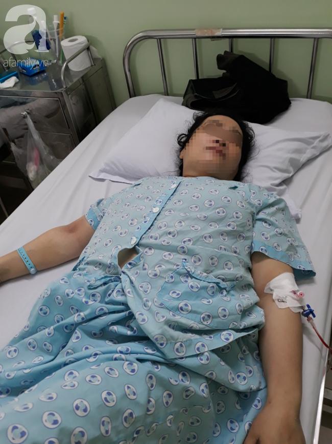 Mẹ trẻ đơn thân phải cắt bỏ 2 bên ống dẫn trứng, tính mạng nguy kịch vì căn bệnh hiểm ở phần phụ - Ảnh 3.