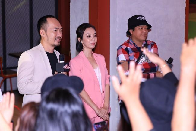 Dù đã xin khán giả đừng quay lén, Chị 13 của Thu Trang vẫn bị tuồn lên YouTube để câu view  - Ảnh 1.
