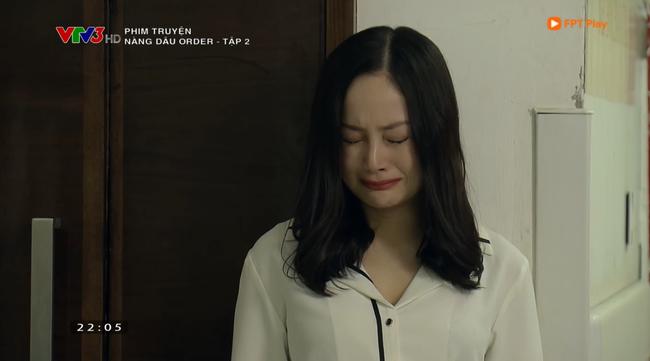 Nàng dâu order tập 2: Hồ ly tinh đến tận nhà cướp chồng nhưng Lan Phương vẫn bị chê trách vì thái độ này - Ảnh 4.